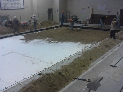South High Pool In-Fill