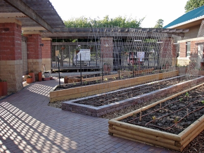 Sedgwick County Extension Demonstration Garden