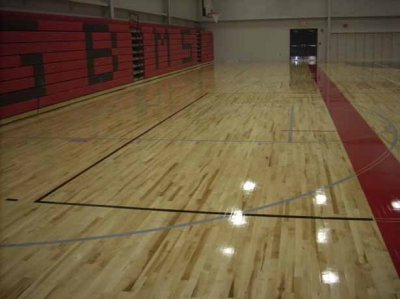 Great Bend Middle School Gym Addition USD #428