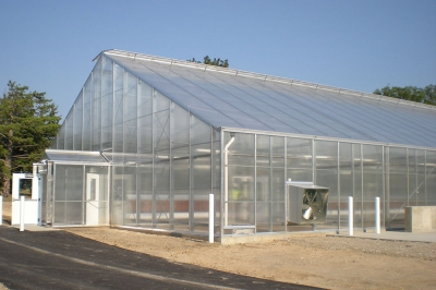 Kansas State University West Greenhouse Replacement