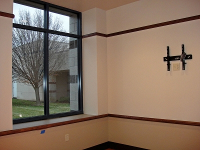 Kansas Surgery Recovery Center Renovation