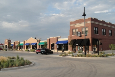United Main Street Retail Center