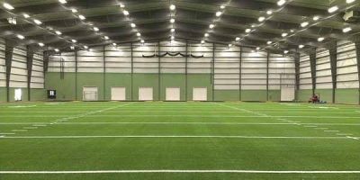 Fort Hays University Indoor Practice Sports Facility